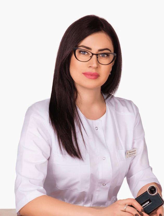 Парамонова Ульяна Зиновьевна