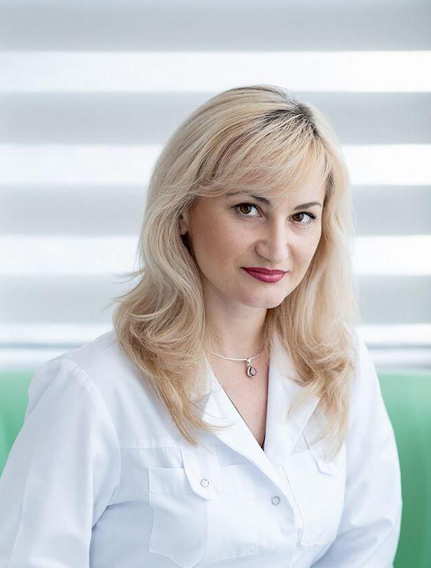 Краснопольская Оксана Сергеевна