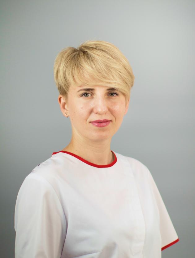 Соловей Елена Геннадиевна