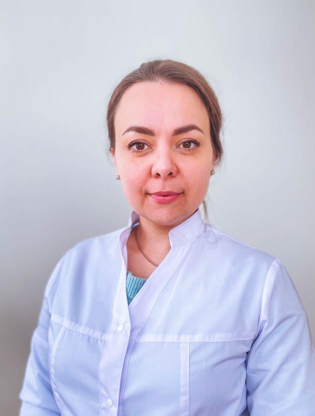 Власова Ксения Андреевна
